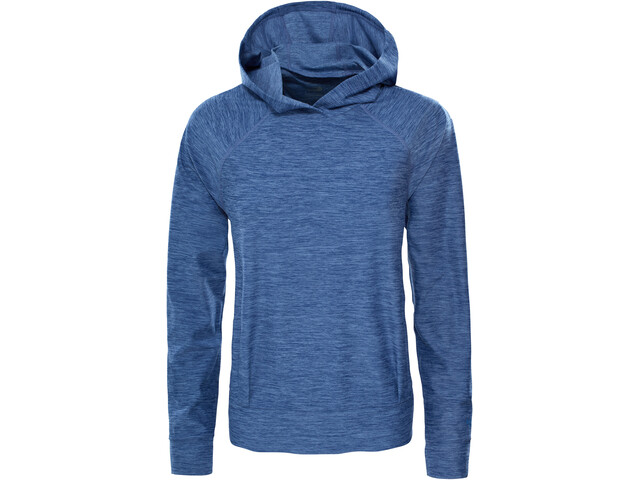 The North Face Motivation Classic Hoodie Dam coastal fjord blue heather